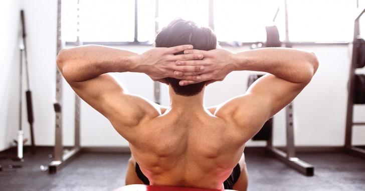 Le Persone Piu Muscolose Del Mondo.Gli Uomini Muscolosi Hanno Maggiori Probabilita Di Essere Dei