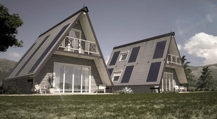 Una Casa Economica E Che Si Puo Costruire In Poche Ore Esiste Ed E