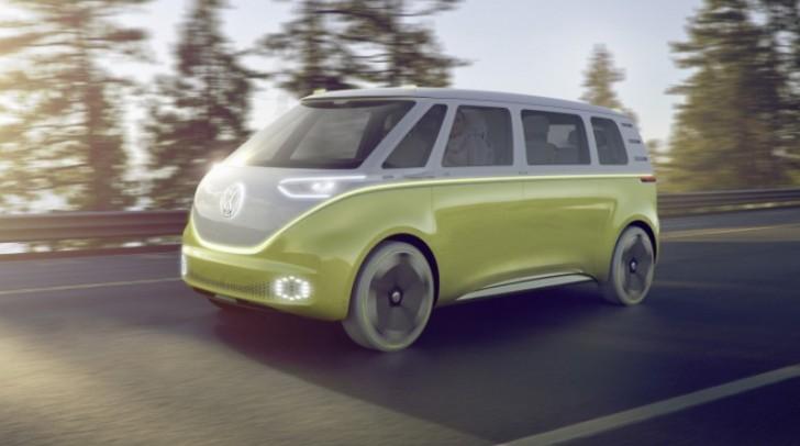 Volkswagen Gaat Het Mytische Hippie Busje Weer Produceren Dit