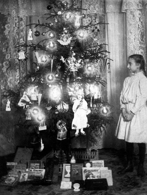 Immagini Vittoriane Natalizie.Queste 20 Rarissime Foto Ritraggono Il Natale Dell Epoca