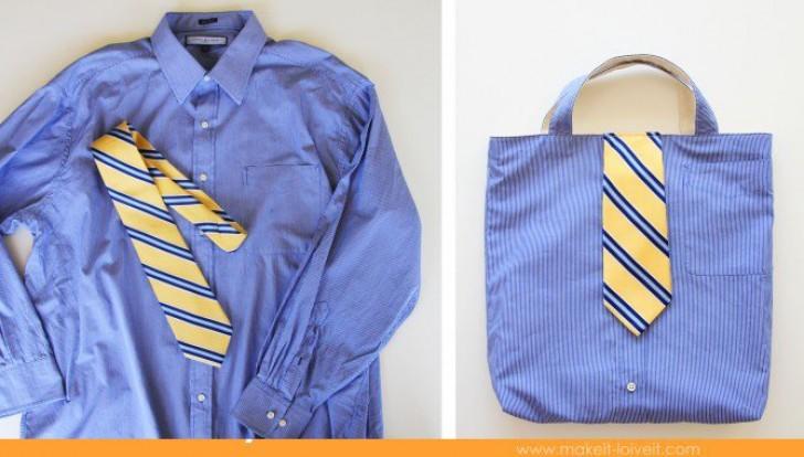 10 beaux projets pour recycler les vieilles chemises d