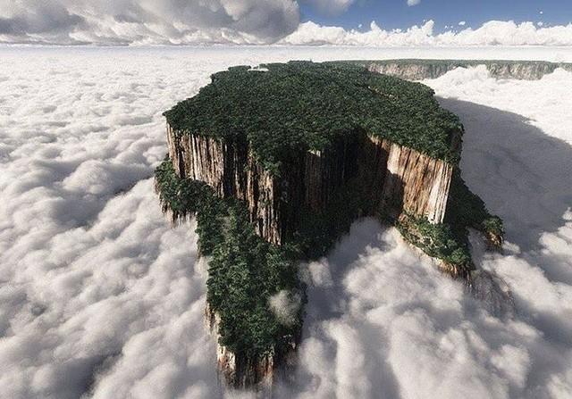 Die Inseln Zwischen Den Wolken Vergessene Welten In Venezuela In