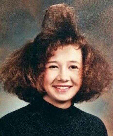 Falls Ihr Vergessen Habt Wie Frisuren In Den 80er Jahren Aussahen