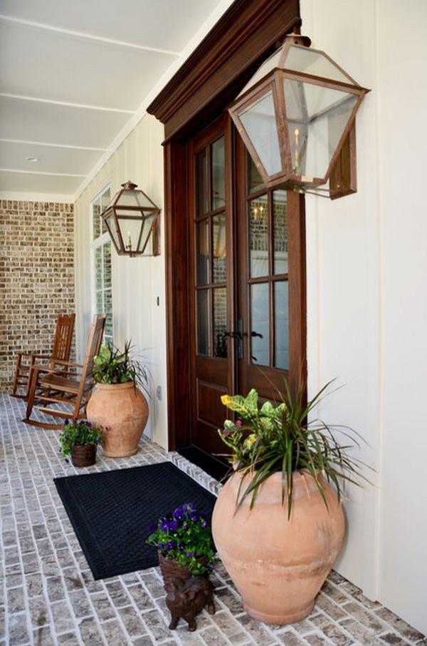 17 creazioni floreali da mettere allingresso di casa per accogliere ...
