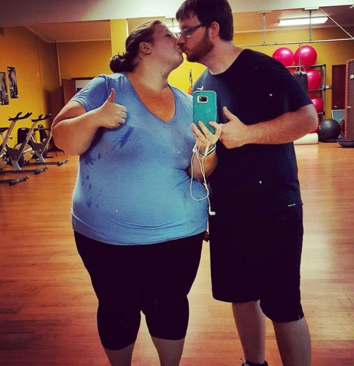 cambio radical perdiendo peso 180 kg