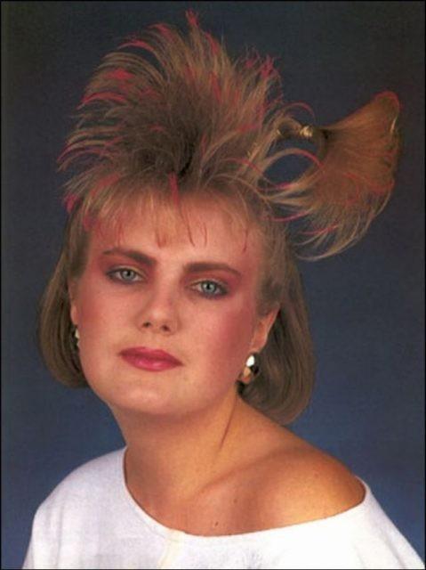 Toupierte Haare Und Viel Haarspray 18 Total Dekadente 80er Jahre