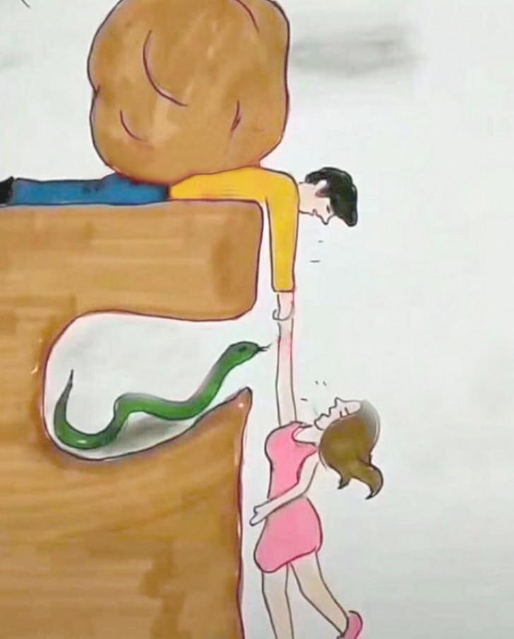 Este Desenho Nos Faz Entender Por Que Muitos Casais Nao Conseguem