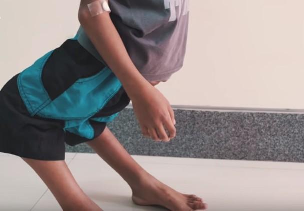Ein Kind Das Wegen Seiner Besonderheit Schikaniert Wurde Wird