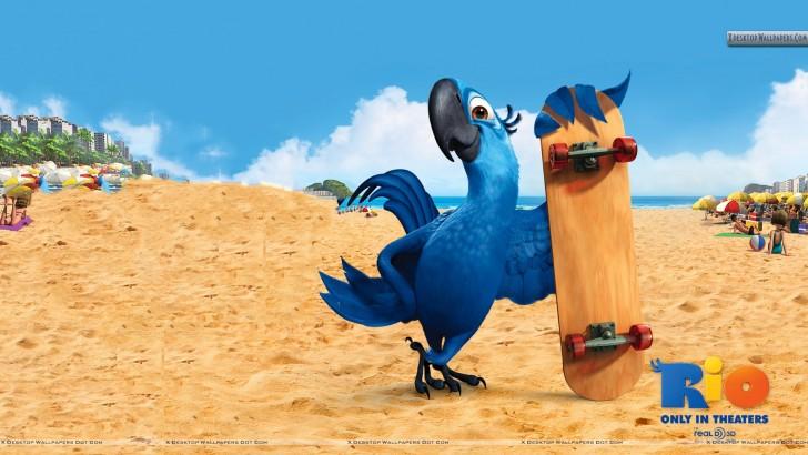 exquisites Design neu authentisch heiße Angebote Abschied vom Spix-Ara: Der blaue Papagei, der den Film