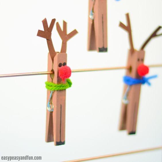 Lavoretti Con Mollette Di Legno Per Natale.Mollette Da Bucato Per I Lavoretti Di Natale Le Idee Piu Originali Per Decorare Con Creativita Creativo Media
