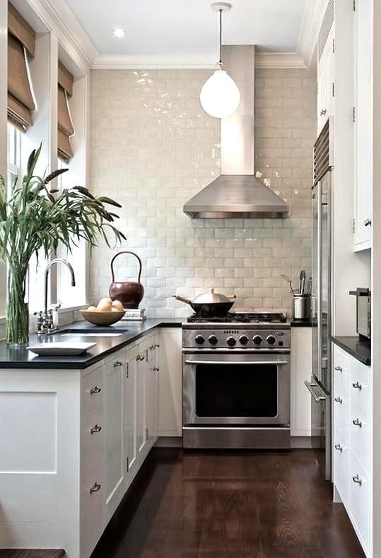 12 Praktische En Stijlvolle Suggesties Voor Het Interieur Om De Ruimte In Een Kleine Keuken Optimaal Te Benutten Curioctopus Nl
