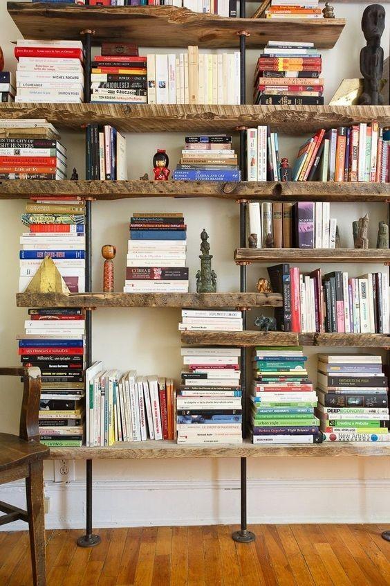 10 Splendide Librerie Fai Da Te Per Arredare In Stile Rustico Ma Con Gusto Moderno Creativo Media