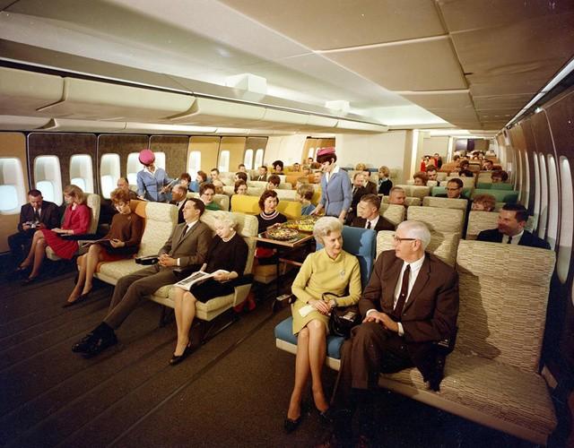 Hoe Was Het Om Te Reizen Per Vliegtuig In De Jaren 70 Zeker Weten