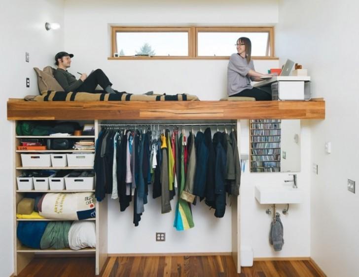 19 piccole grandi soluzioni che ti faranno ricavare spazio dove non