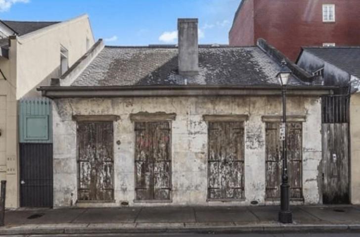 Esterno Di Una Casa : L esterno non promette nulla di buono ma entrando in questa casa