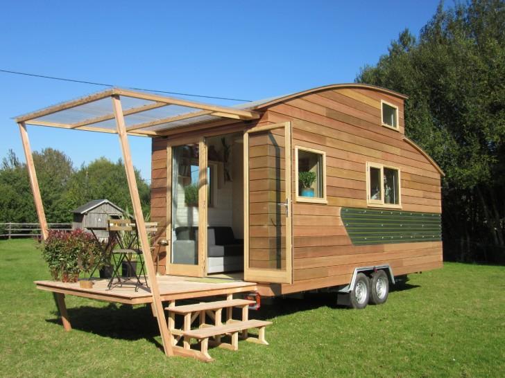 Una Casa Mobile Per Viaggiare E Vivere Con Ogni Comfort Esiste Ed