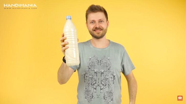 Ricetta crepes alla bottiglia