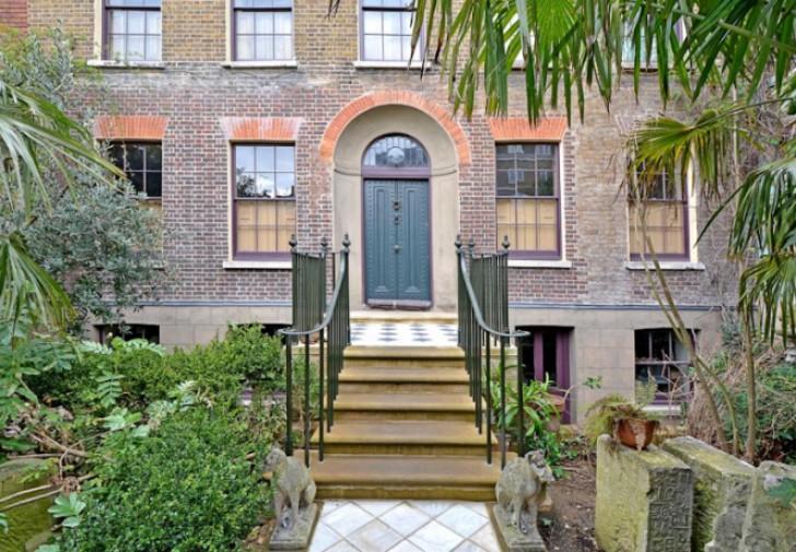 Dieses Londoner Haus Ist Seit 1895 Unbewohnt - Curioctopusde-5168