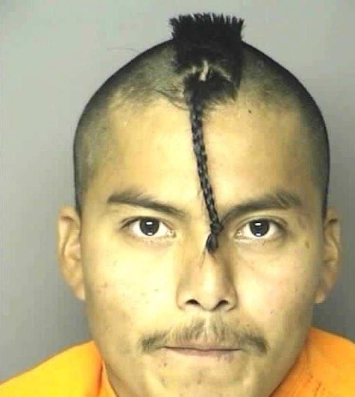 18 haircuts that should be banned by law! 13