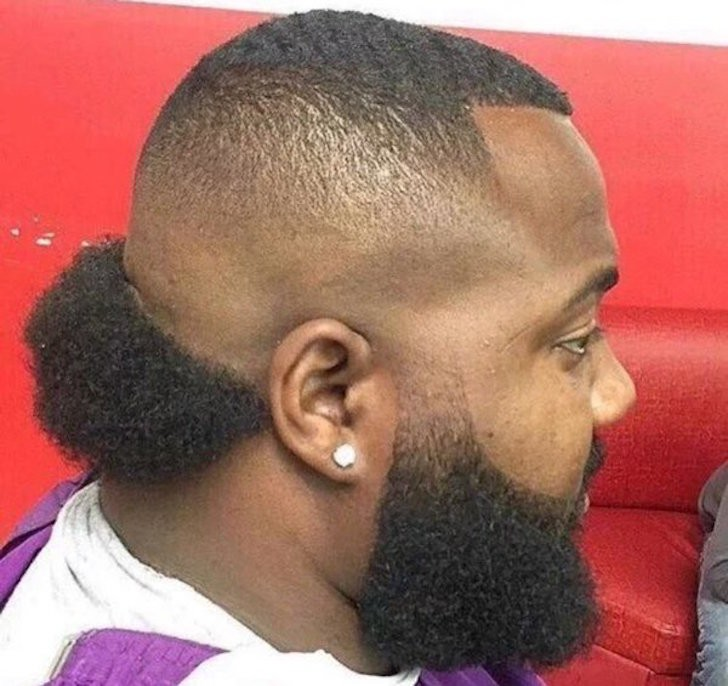 18 haircuts that should be banned by law! 17