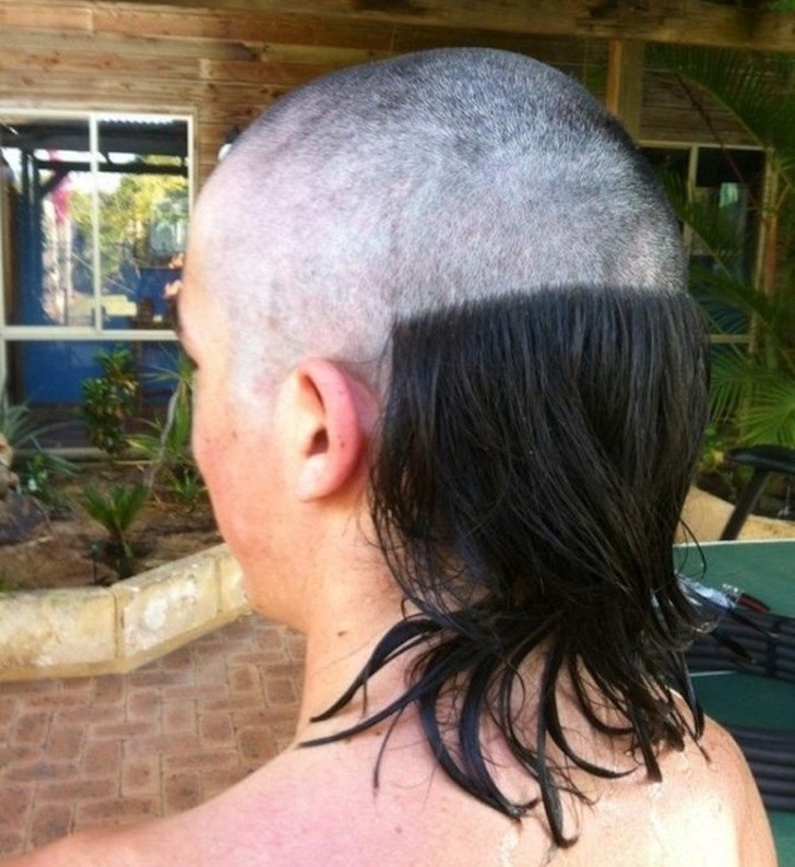 18 haircuts that should be banned by law! 9