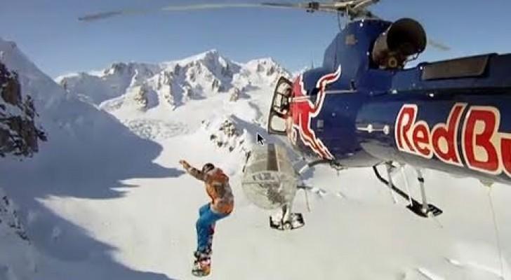 L'arte di volare: Snowboarding