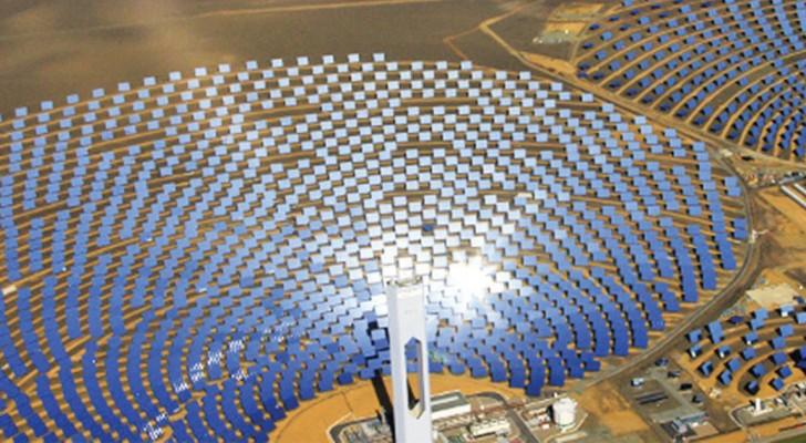 Il Cile ha prodotto così tanta energia solare che ora la regala: ecco cosa è successo