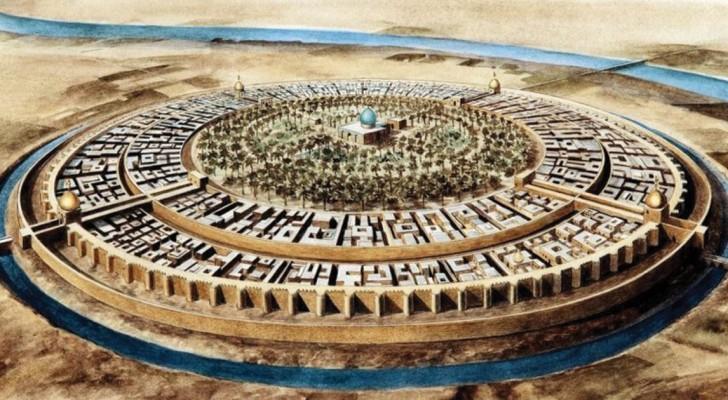 De Ronde Stad Van Bagdad Is Een Pareltje Van Stedenbouwkundig Vernuft Uit De 8e Eeuw