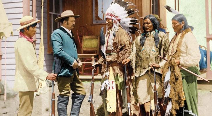 deze 10 verontrustende feiten tonen aan dat het wilde westen echt WILD was