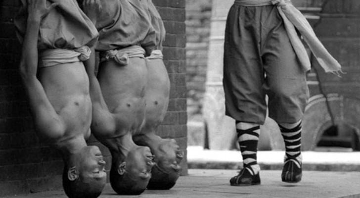 Das Training der Shaolin-Mönche: Die beeindruckenden Bilder der jahrtausende-alten Tradition