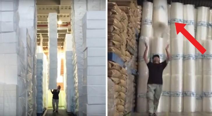 Ils filment des ouvriers japonais au travail: leur bravoure va vous laisser sans voix