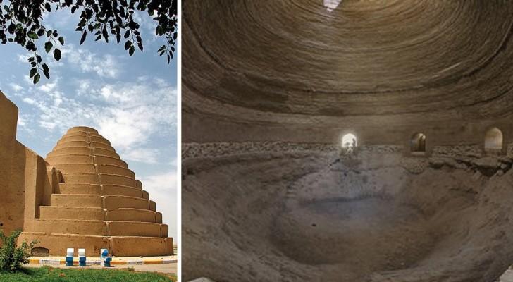 Voici comment les Perses produisaient de la glace dans le désert il y a 2400 ans