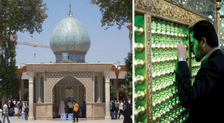 Questa moschea sembra uguale alle altre, ma aspettate di entrare al suo interno...