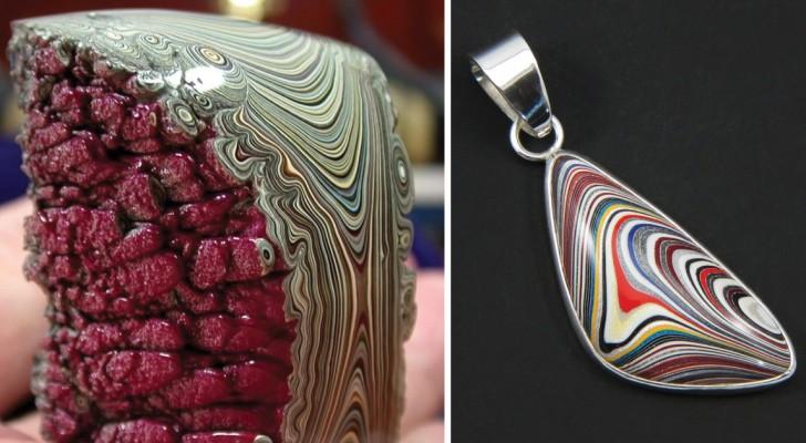 De cette «pierre», on obtient de superbes bijoux, mais son origine va vous étonner à coup sûr