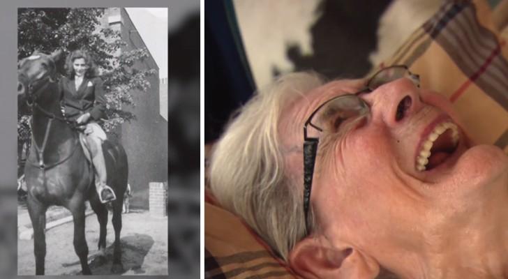 A doença tirou tudo dela: veja como realizam o seu último desejo!