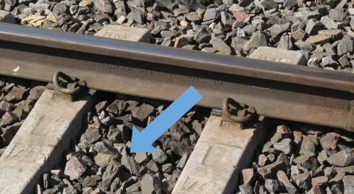 Grind onder de sporen is de meest stabiele en functionele oplossing voor het bouwen van spoorwegen