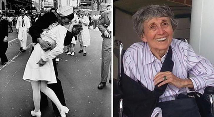 È una foto famosissima ma per 35 anni i protagonisti sono rimasti sconosciuti: ecco la loro storia