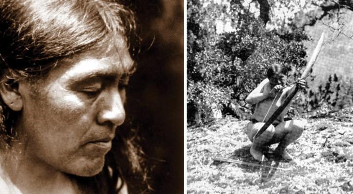 Il sort de la forêt en 1911: voici l'histoire de l'un des derniers Indiens libres