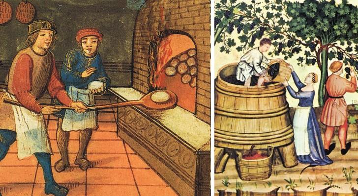 De oorsprong van voedingsleer: het perfecte dieet volgens Middeleeuwse dokters