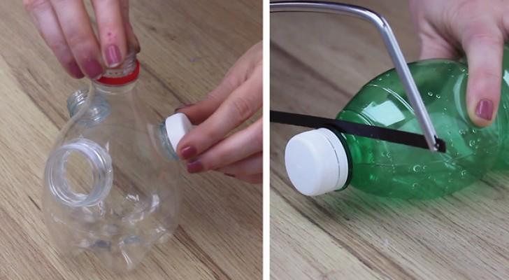 5 idee geniali per riciclare le bottiglie di plastica: non crederai a quello che ci puoi fare!