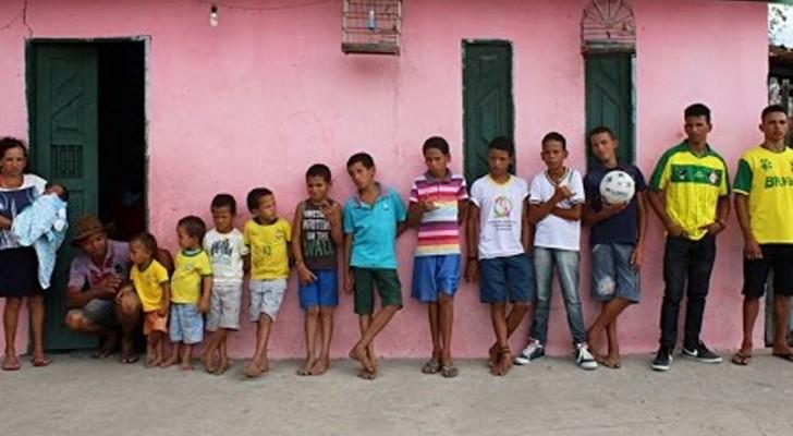 Questa coppia ha 13 figli ma vuole averne ancora: il motivo ci ha fatto sorridere