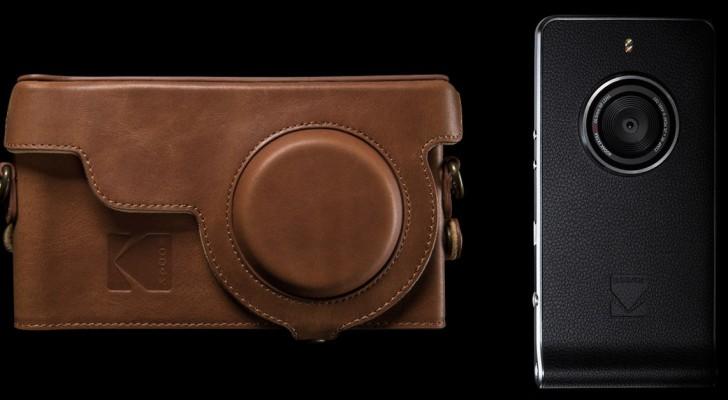 La Kodak si riappropria del mondo della fotografia: ecco a voi il suo nuovo super-cellulare