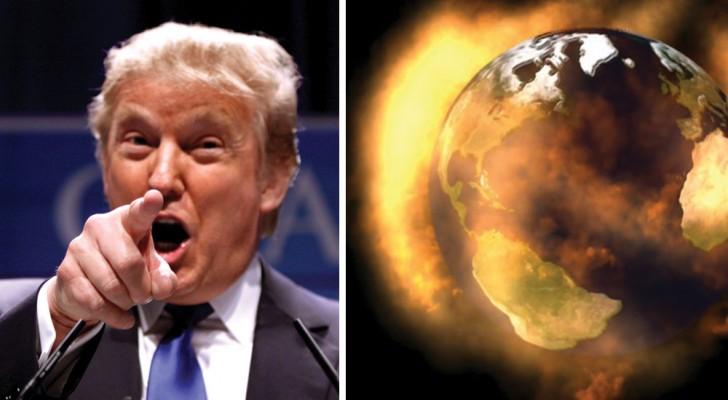 Trump e l'ambiente: ecco tutte le dichiarazioni che ci dovrebbero far preoccupare