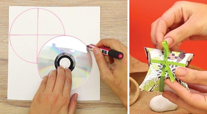 An easy and original DIY gift box!