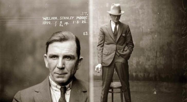 Criminelen uit de jaren 20: interessante foto's en ongelofelijke verhalen van delinquenten uit andere tijden