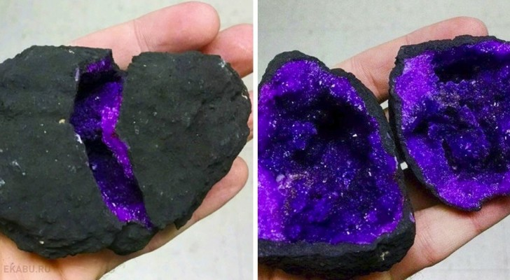 25 minerali di rara bellezza che faticherete a credere esistano in natura