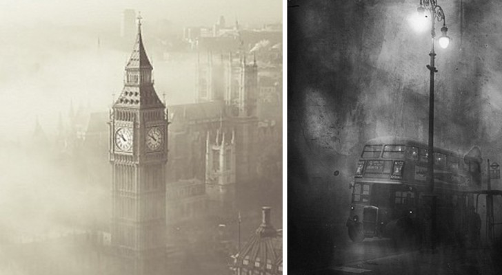 Eindelijk Is Het Mysterie Van De Dodelijke MIST Opgelost Die In Het Londen Van 1952 12,000 Mensen Het Leven Kostte