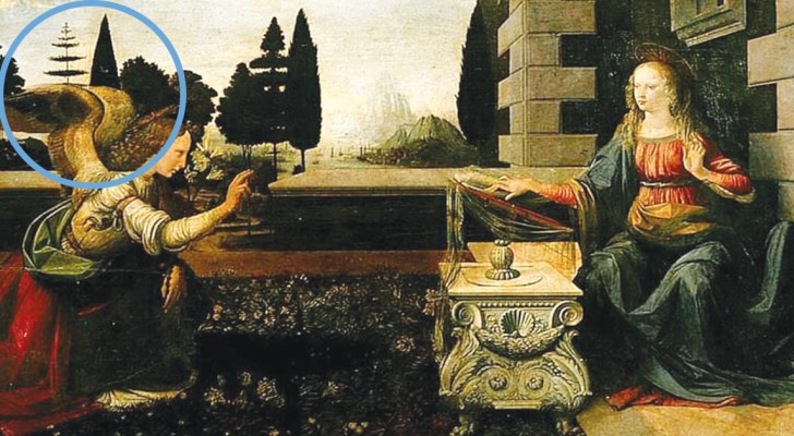Der Baum aus der Verkündung von Leonardo: Ein ungelöstes Rätsel