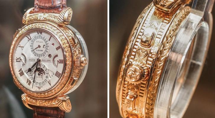 Questo orologio costa 2,6 milioni di dollari... e osservandolo capirete il perché