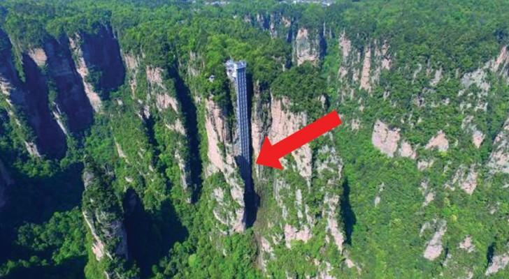 Salite a bordo dell'ascensore più alto al mondo: la corsa è da brividi!